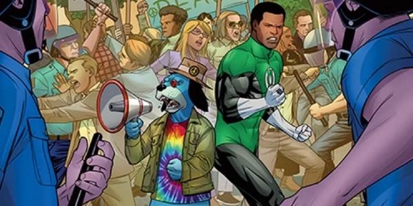 Green Lantern/Huckleberry Hound