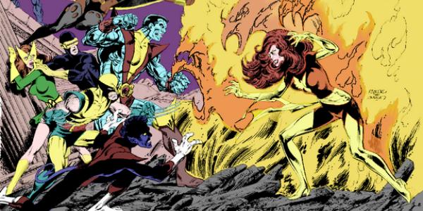 X-Men John Byrne