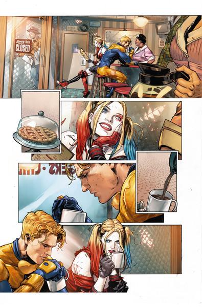 Heroes in Crisis #1, anteprima 02