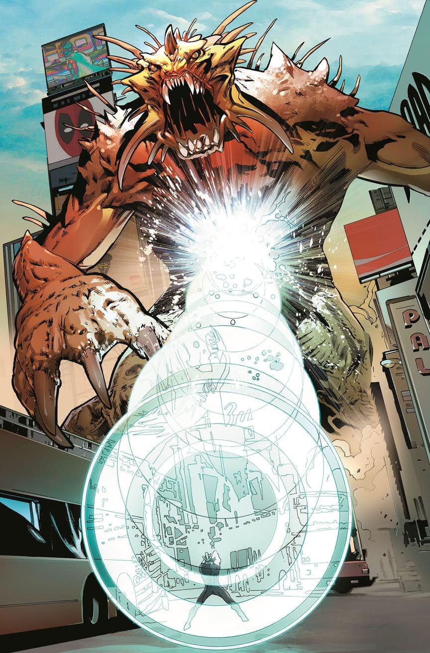 Astonishing X-Men #1, antperima 01