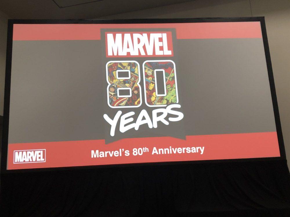 Marvel 80 Years