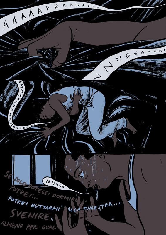 Miles: Assolo a fumetti, anteprima 03