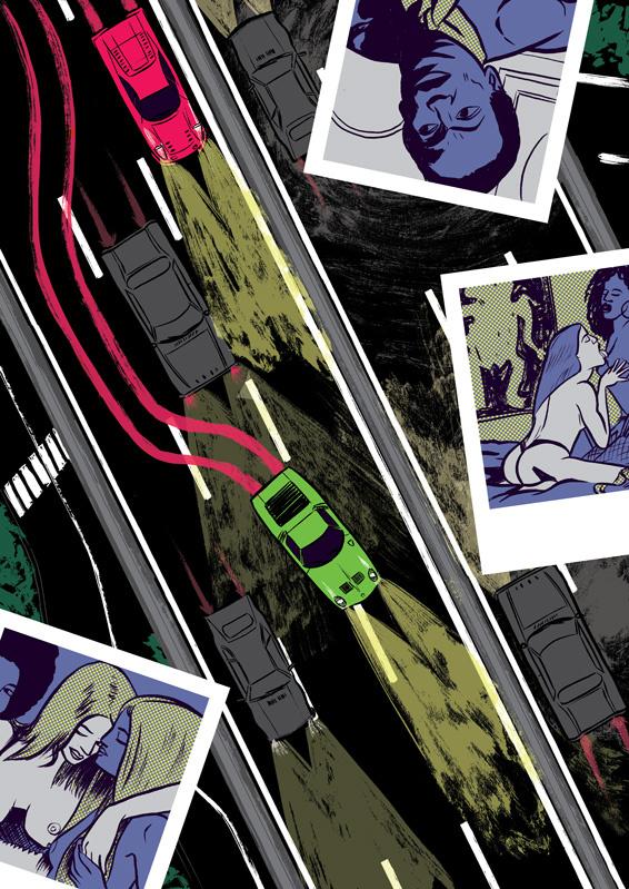 Miles: Assolo a fumetti, anteprima 07