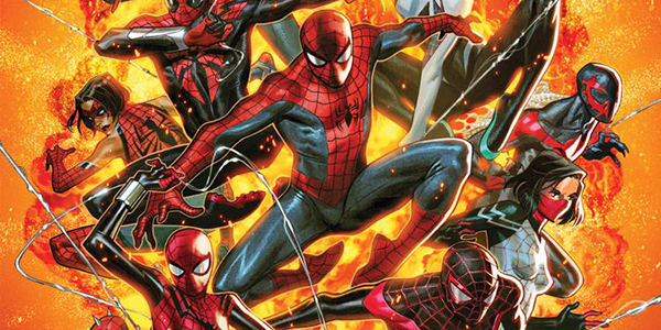 Spider-Geddon, teaser di Jorge Molina