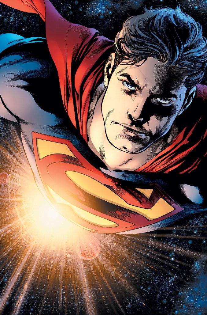 Superman #1, anteprima 01