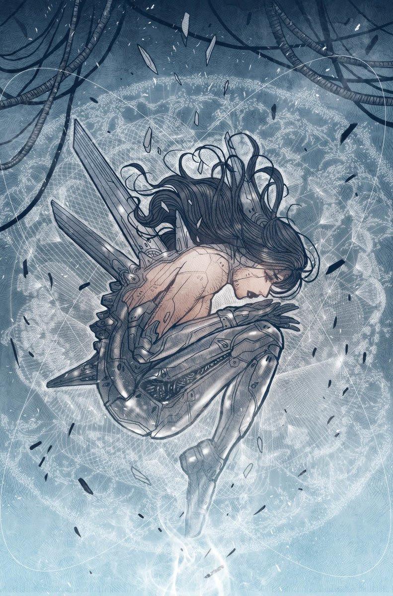 Wild Storm #16, variant cover di Sana Takeda