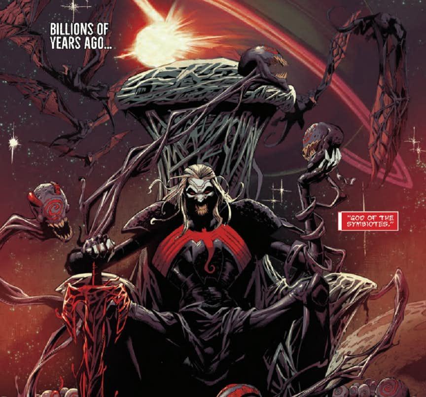 Venom #3, anteprima 01
