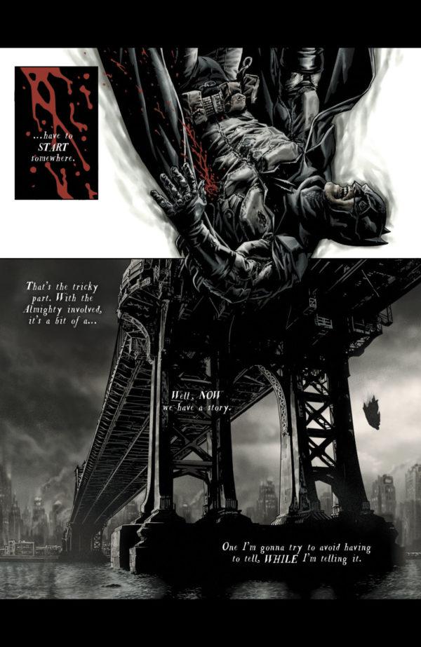 Batman: Damned #1, anteprima 02