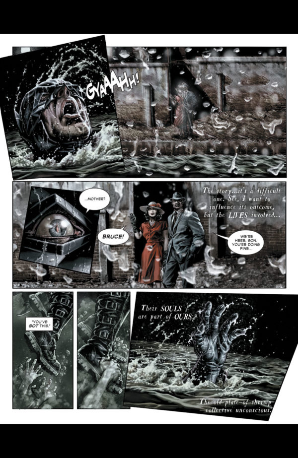 Batman: Damned #1, anteprima 04