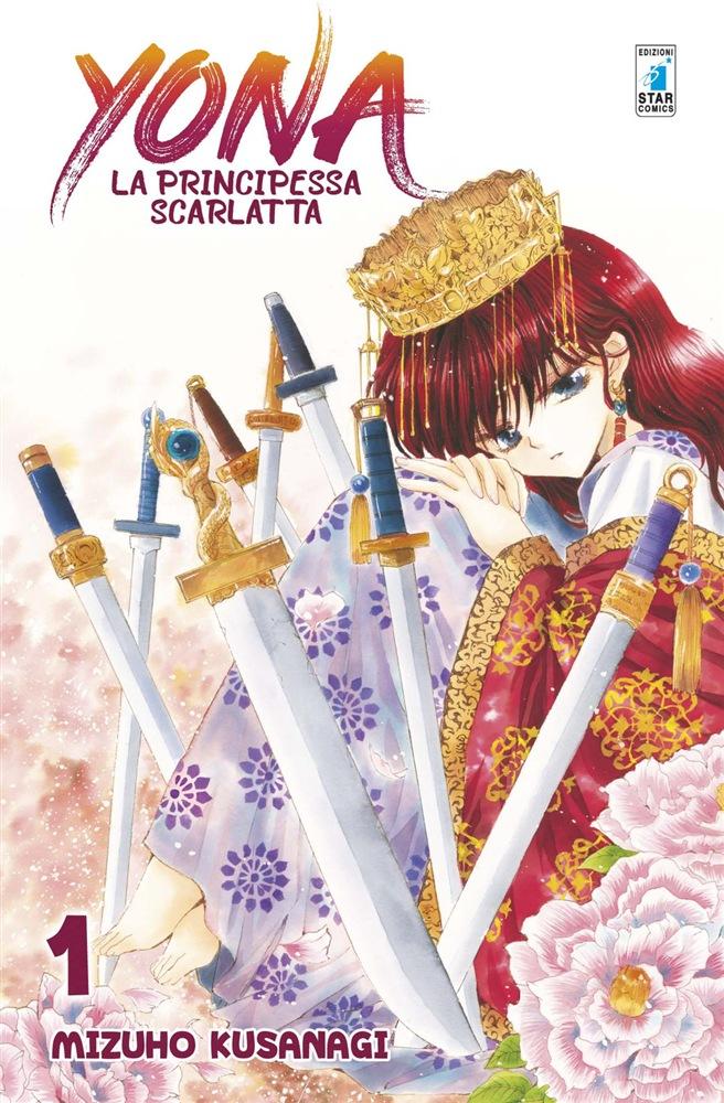 Yona – La principessa scarlatta vol 1