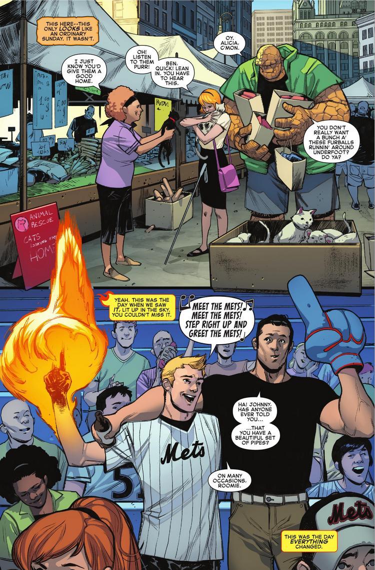 Fantastic Four #1, anteprima 02