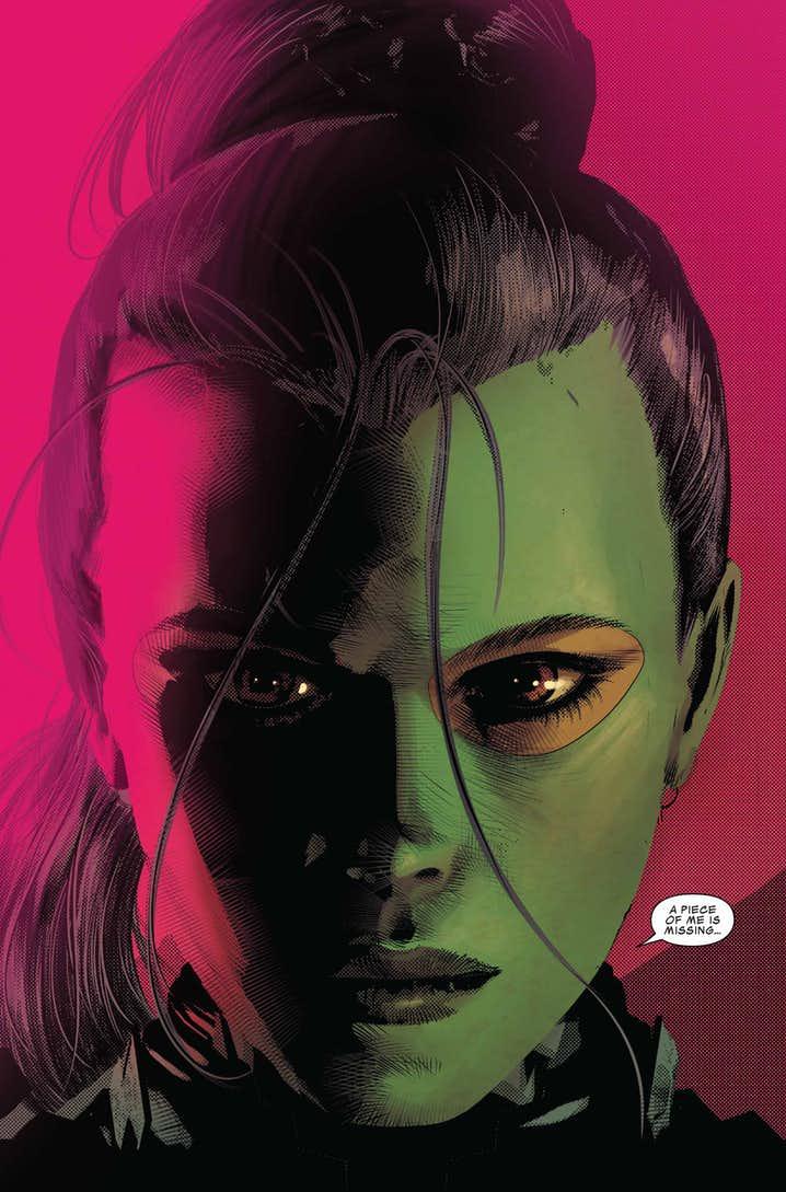 Infinity Wars #1, anteprima 01