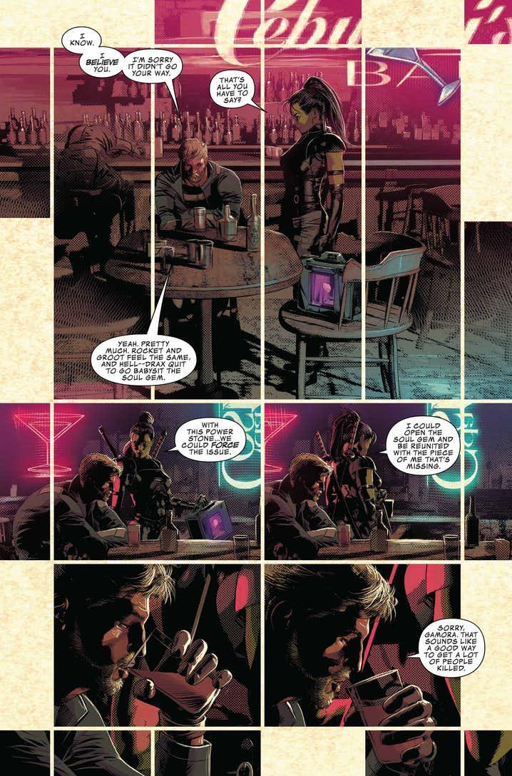 Infinity Wars #1, anteprima 02