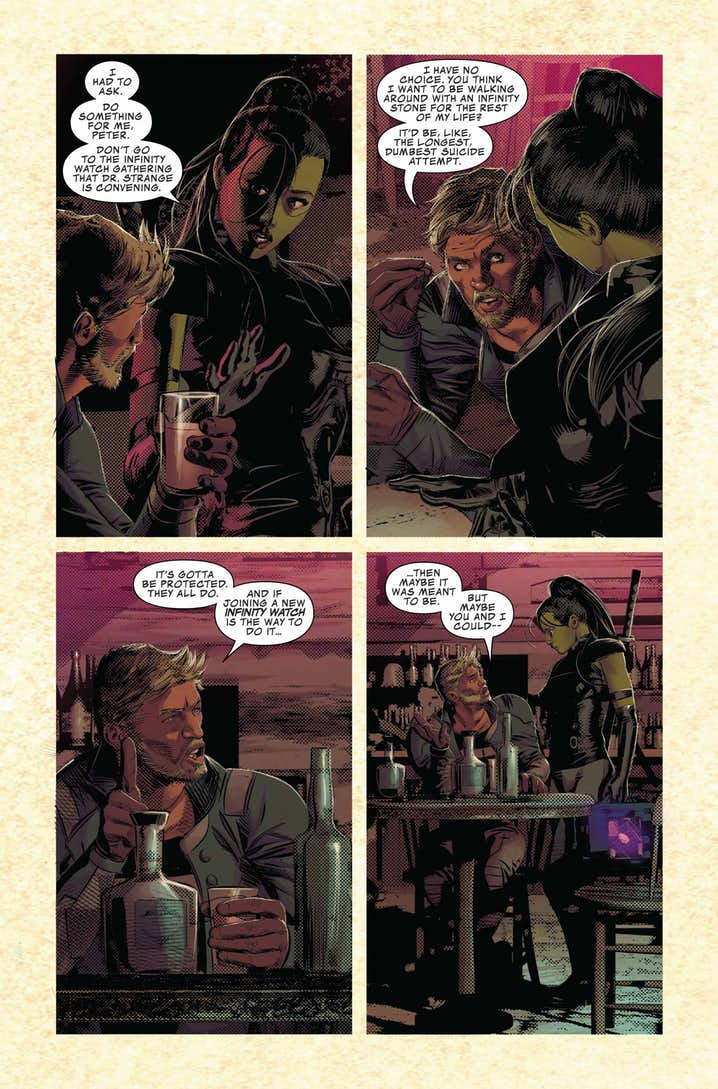Infinity Wars #1, anteprima 03