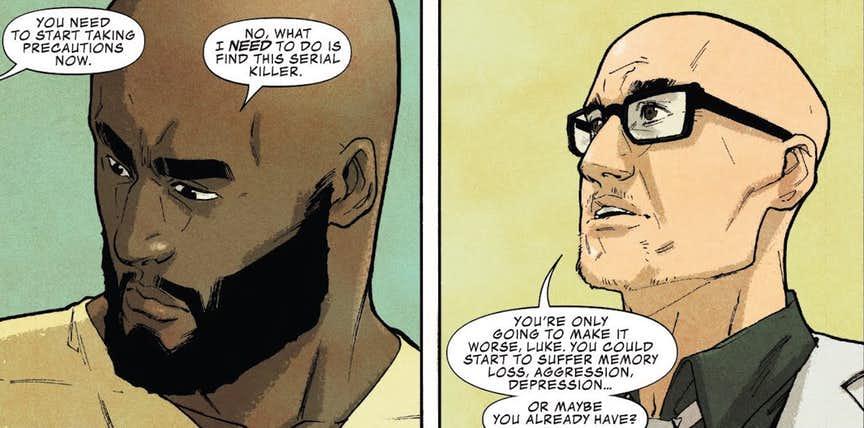 Luke Cage #1, anteprima 08