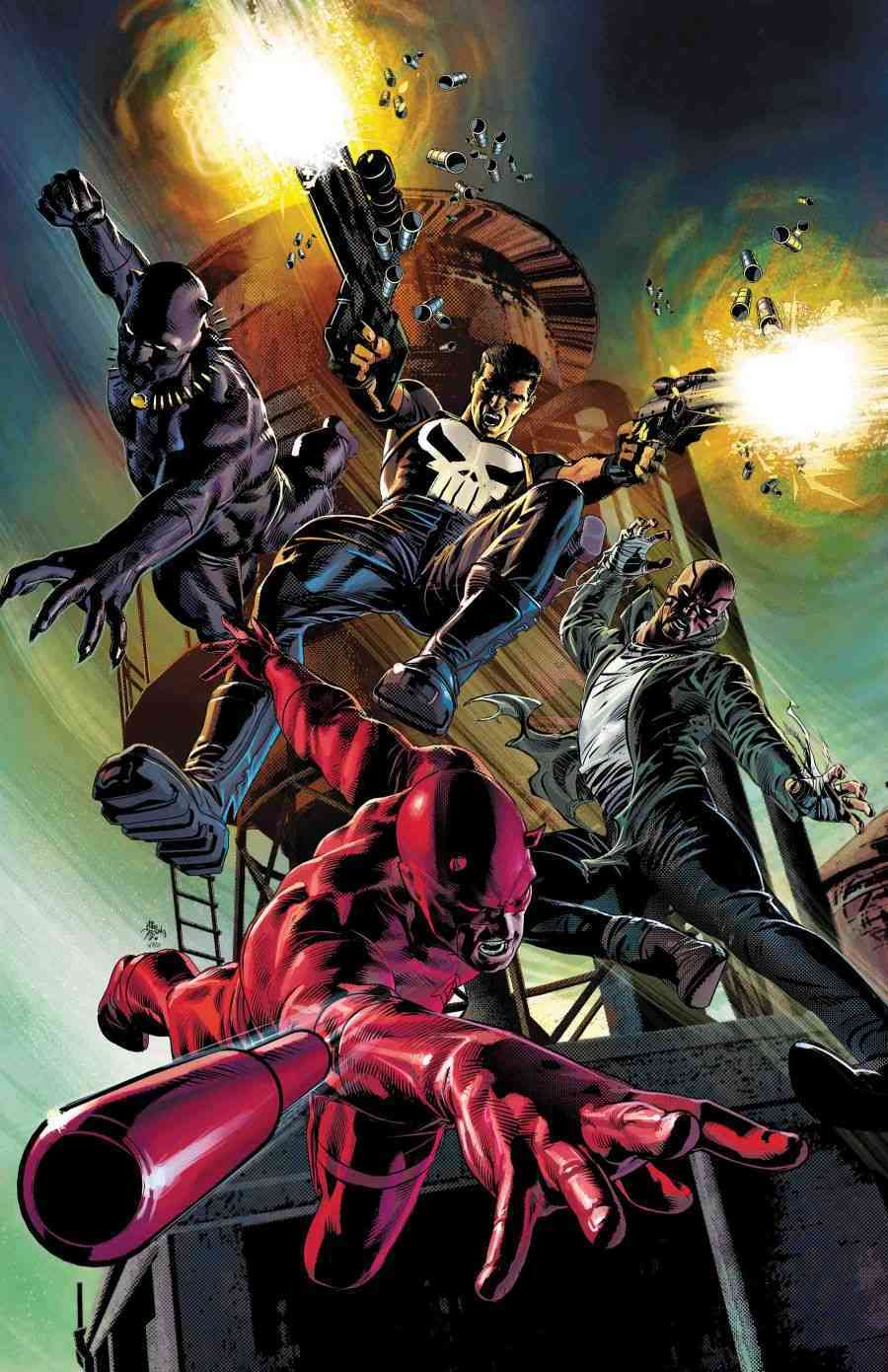 Marvel Knights 20th, anteprima 01