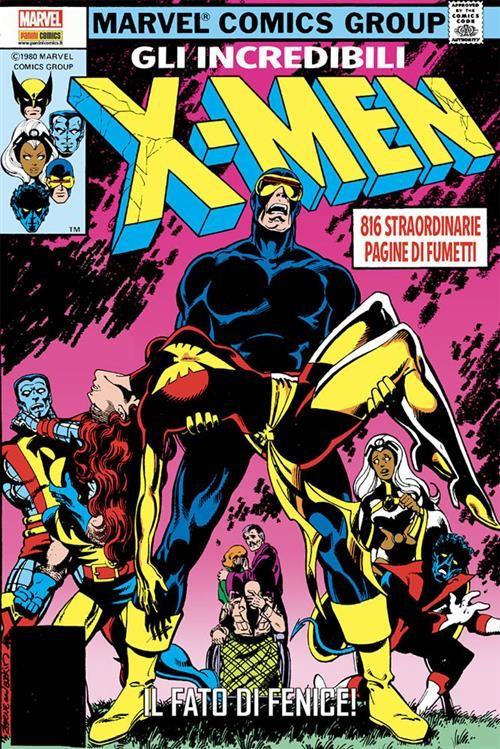 Marvel Omnibus - X-Men #2, copertina di John Byrne