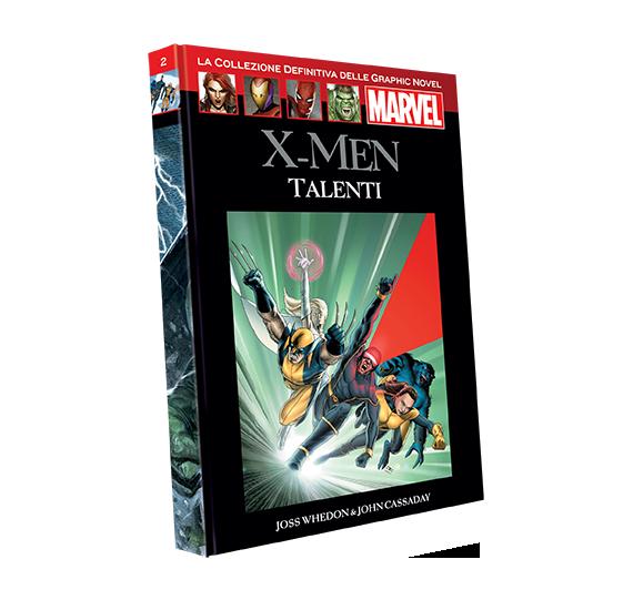 Graphic Novel Marvel vol. 2 - X-MEN: DOTATI