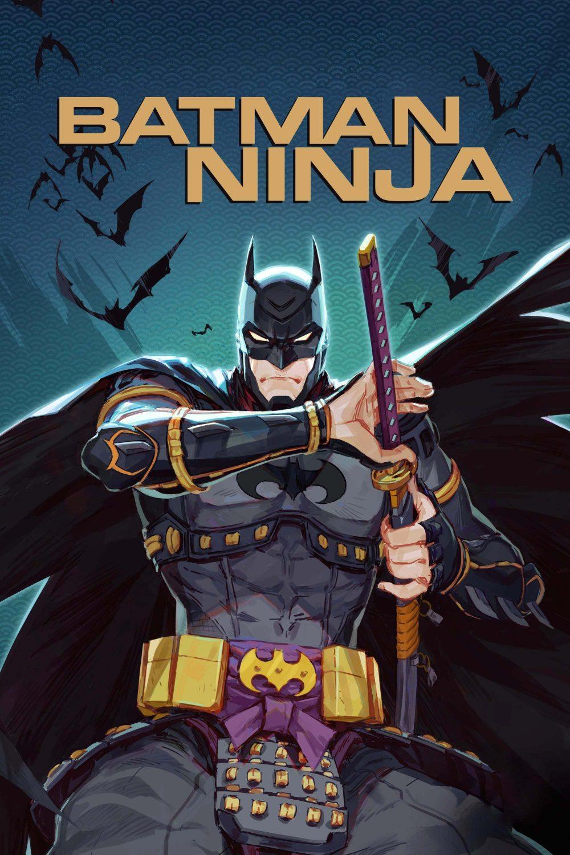 Batman Ninja, poster
