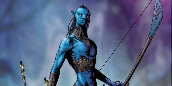 Avatar: Tsu'tey's Path
