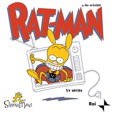 Rat-Man cartoon