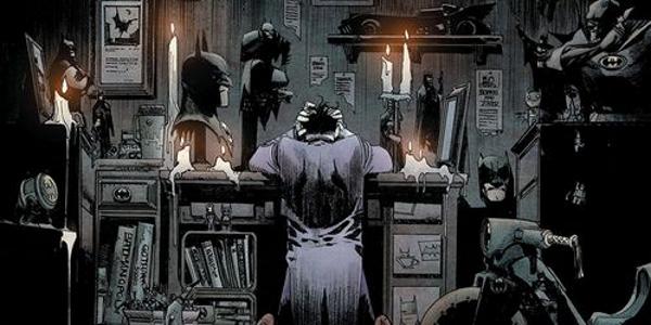 Batman: White Knight #1, anteprima 04