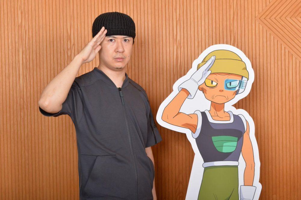 Dragon Ball Super: Broly, Tomakazu Sugita (Remo)