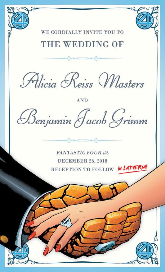 Fantastic Four #5, anteprima 01