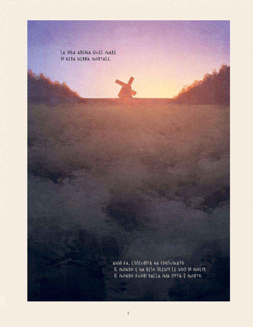 Il guardiano della diga: libro primo, anteprima 01