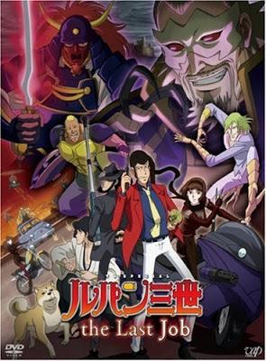 Lupin Last Job poster