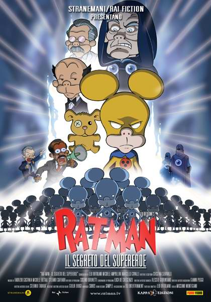 Rat-Man Il segreto del supereroe