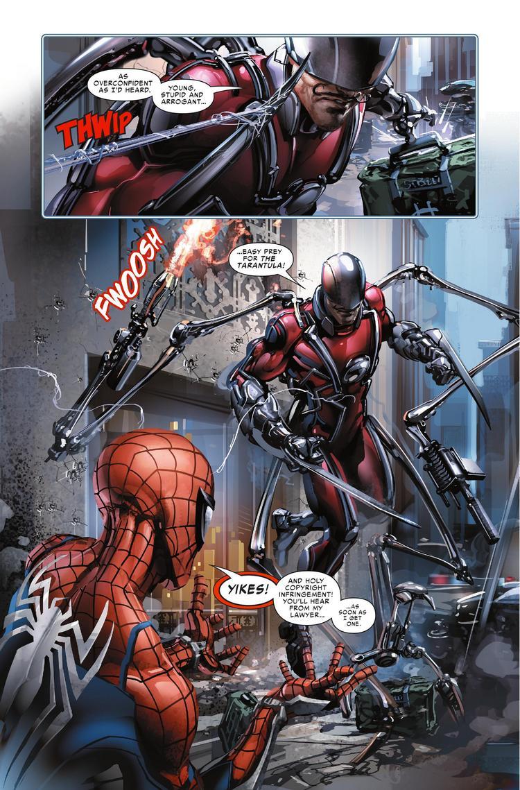 Spider-Geddon #0, anteprima 03