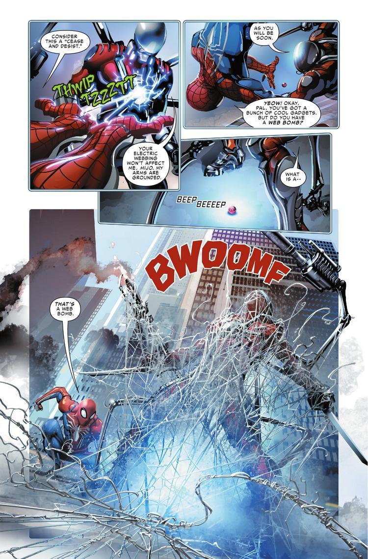 Spider-Geddon #0, anteprima 04