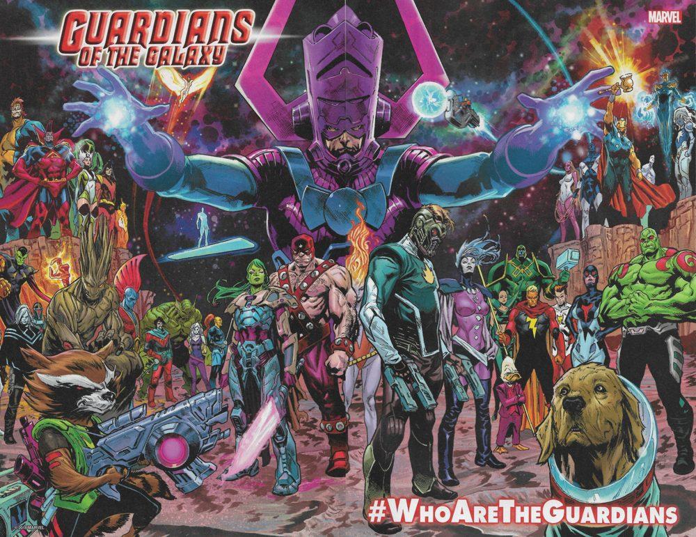 Thanos Legacy #1, anteprima 02