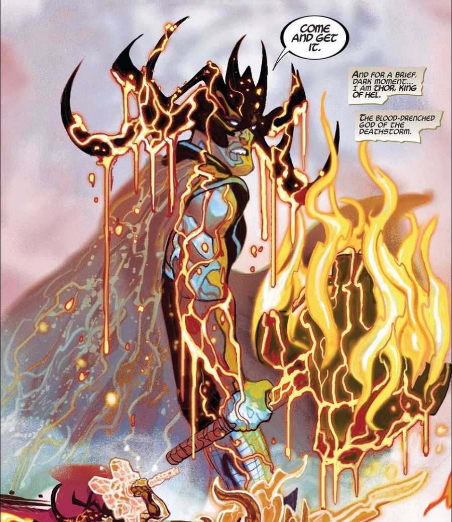 Thor #4, anteprima 01