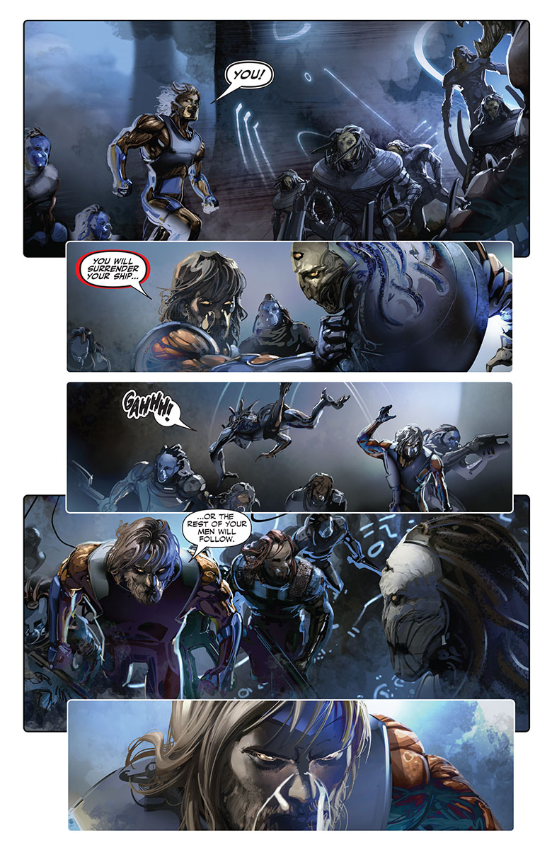 X-O Manowar #7, anteprima 01