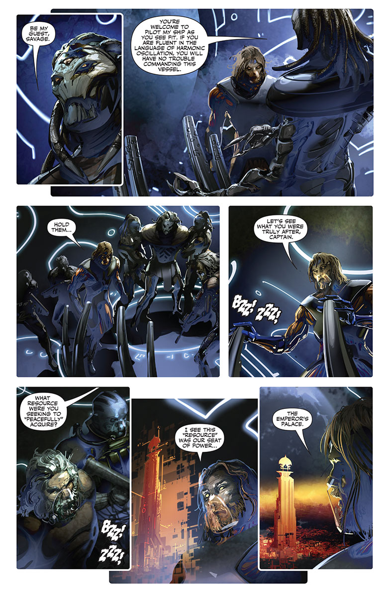 X-O Manowar #7, anteprima 02