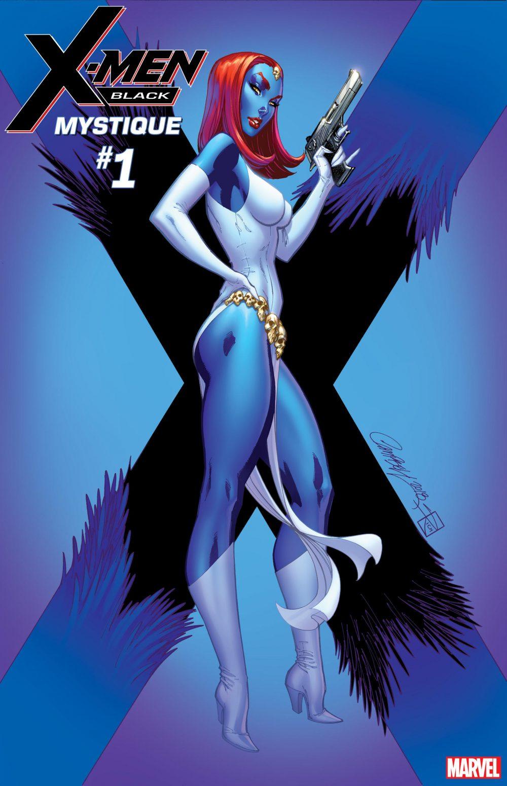 X-Men: Black - Mystique