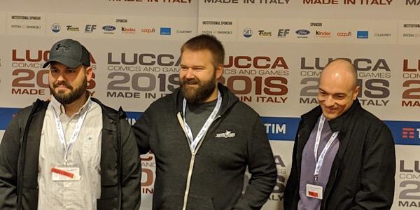 Cory Walker, Robert Kirkman e Ryan Ottley