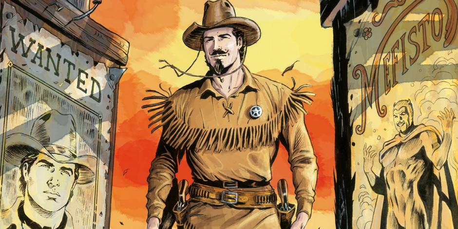 goditi il prezzo più basso nuove varietà colore n brillante Sergio Bonelli Editore lancia una nuova serie dedicata a Tex ...