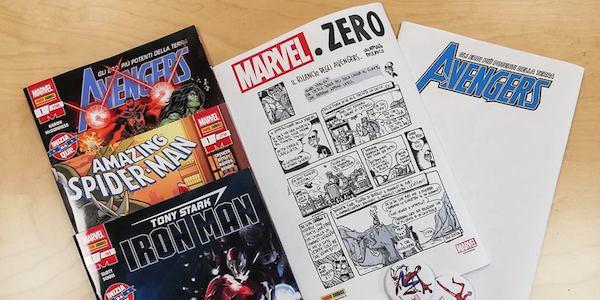 Marvel Zerocalcare