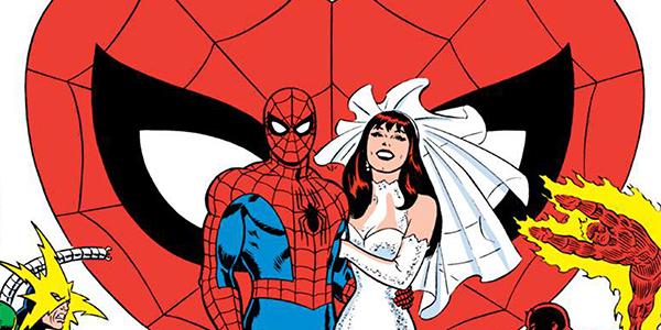 I grandi matrimoni Marvel