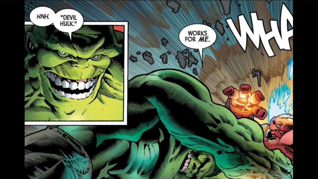 Immortal Hulk #7, anteprima 01