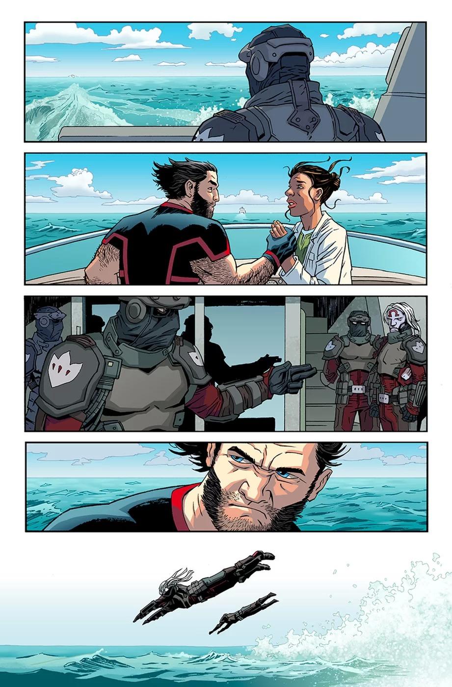 Return of Wolverine #2, anteprima 02