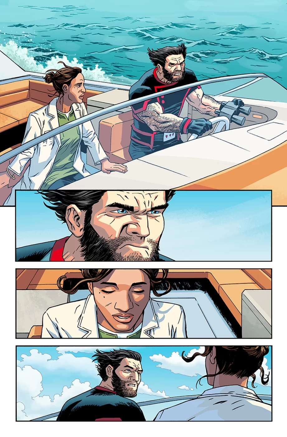 Return of Wolverine #2, anteprima 01
