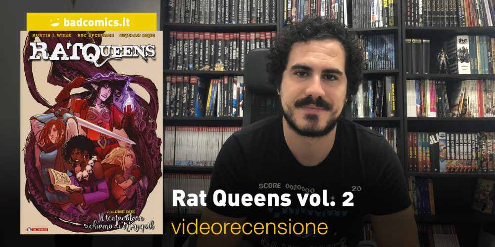 Rat Queens vol. 2: Il tentacolare richiamo di N'Rygoth