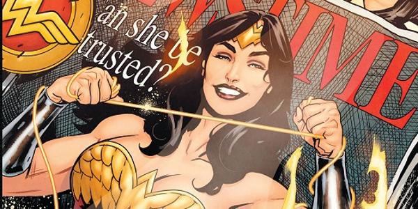 Wonder Woman Earth One Vol. 2