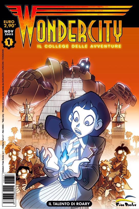 Wondercity 1