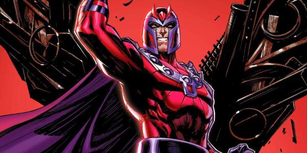 X-Men Black Magneto