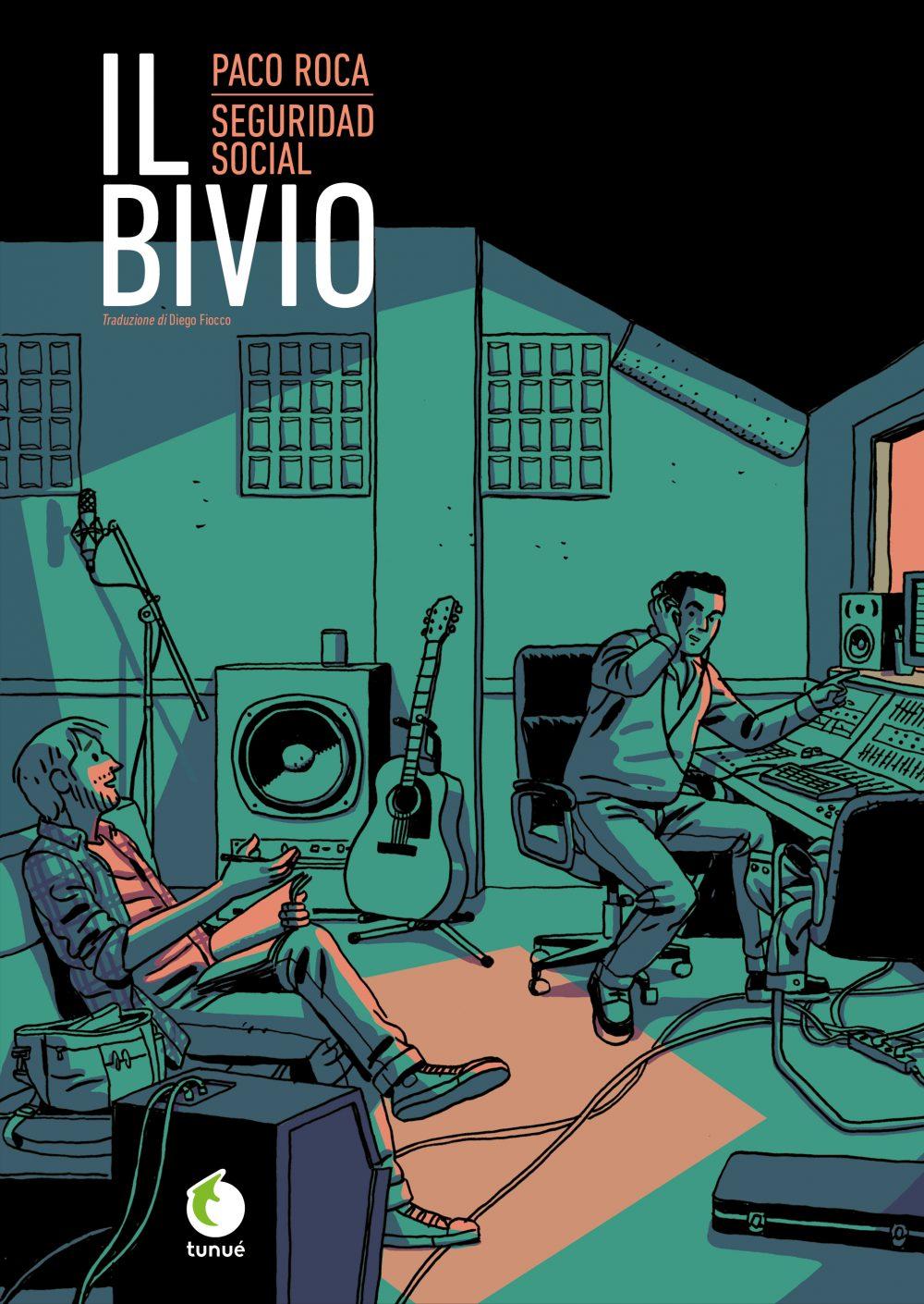 Il bivio, copertina di Paco Roca